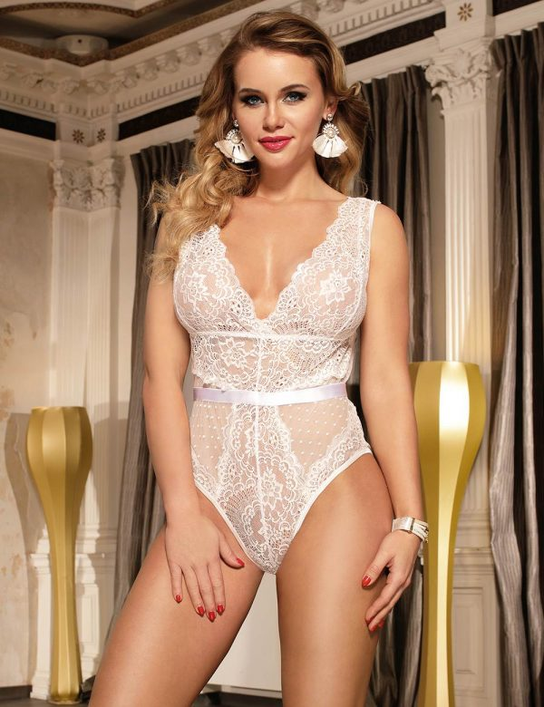Deluxe Lace Teddy